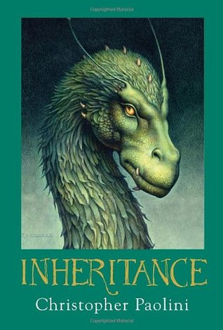 Review: Inheritance by Christopher Paolini