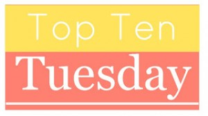 Top Ten Tuesday: Top Ten Resolutions we have for 2016