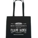 Giveaway: Quirk Books Peculiar Tote