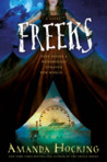 FREEKS by Amanda Hocking Blog Tour – Excerpt and giveaway!