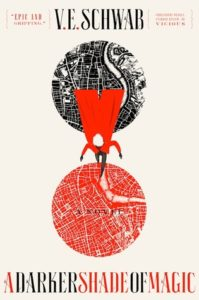 Audiobook Review: A Darker Shade of Magic by V.E. Schwab