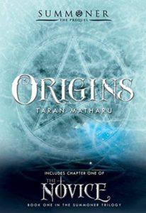 Origins by Taran Matharu